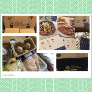 A Mom's Blue Apron Review