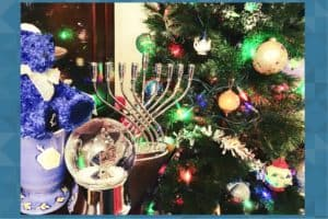 An Intro To Our Chrismukkah Holiday Traditions!