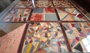 queen Liliuokalani's quilt during imprisonment