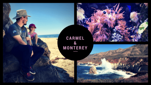 Four Days in Monterey and Carmel with Kids