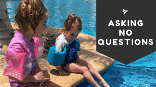 not asking kids questions title